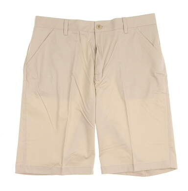 New Mens Adidas adiPure Golf Shorts Size 32 Ecru MSRP $85 BC4216