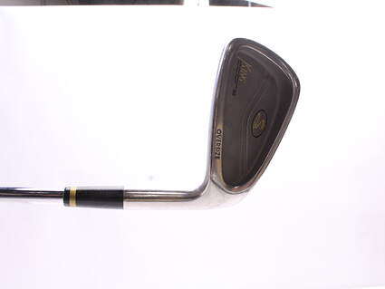 Cobra SS Oversize Single Iron 5 Iron Stock Steel Shaft Steel Regular Right Handed 38 in