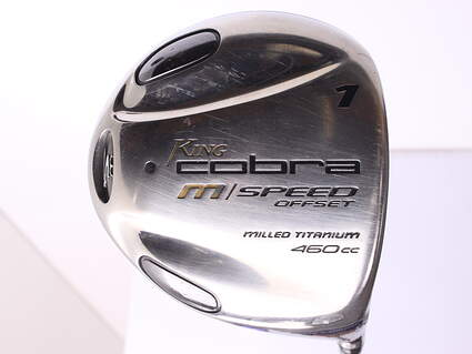 Cobra M Speed Offset Womens Driver Cobra Bassara M Speed Tuned Graphite Ladies Right Handed 44.75 in
