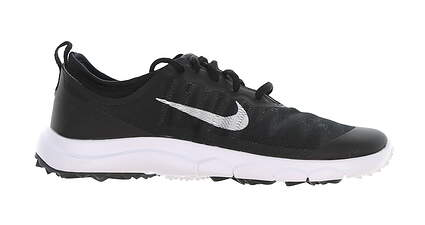 New Womens Golf Shoe Nike FI Bermuda 9.5 Black MSRP $110