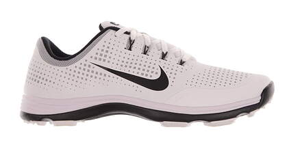 New Mens Golf Shoe Nike Lunar Cypress Medium 9.5 White MSRP $141
