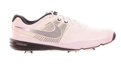 New Mens Golf Shoe Nike Lunar Command 10.5 White/Black MSRP $150