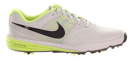 New Mens Golf Shoe Nike Lunar Command 9 Gray MSRP $150