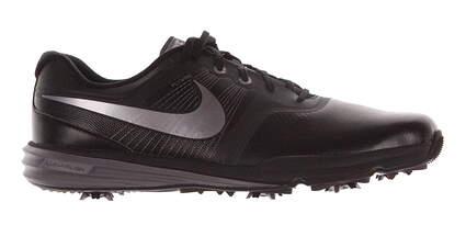 New Mens Golf Shoe Nike Lunar Command 10 Black MSRP $150