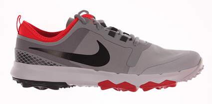 New Mens Golf Shoe Nike FI Impact 2 9 Gray MSRP $170 776111-001