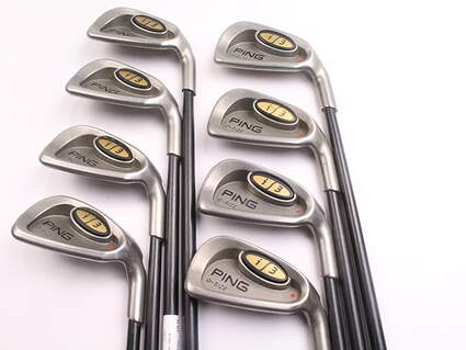 Ping i3 Oversize Iron Set 3-PW Ping Aldila 350 Series Graphite Regular Right Handed 37.75 in