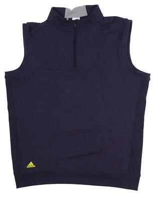 New Mens Adidas Club Vest Medium M Purple MSRP $65 BC7255