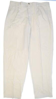 New Mens Adidas All Pants Size 40 Light Grey MSRP $56