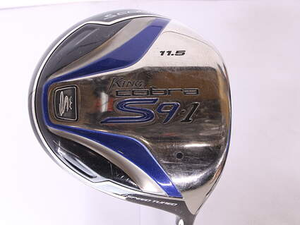 Cobra S9-1 M OS Driver 11.5* Graphite Design Tour AD YSQ 65 Regular Right Handed 45.75 in