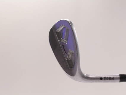 Ping Anser Forged Wedge Sand SW 56* Dynamic Gold Spinner Steel Wedge Flex Left Handed Black Dot 35.5 in