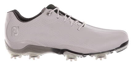 New Mens Golf Shoe Footjoy DNA Medium 8.5 White MSRP $200 53401