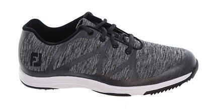 New Womens Golf Shoe Footjoy Leisure Medium 7.5 Gray MSRP $110 92904