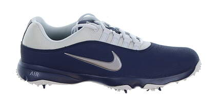 New Mens Golf Shoe Nike Air Rival 4 Size 11.5 Blue MSRP $80