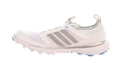 New Womens Golf Shoe Adidas Adistar ClimaCool Medium 8 White MSRP $130