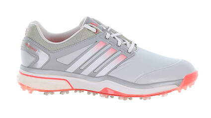 New Womens Golf Shoe Adidas Adipower Boost Medium 7.5 Gray MSRP $160