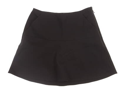 New Womens Ralph Lauren Polo Golf Skort Size 8 Black MSRP $125