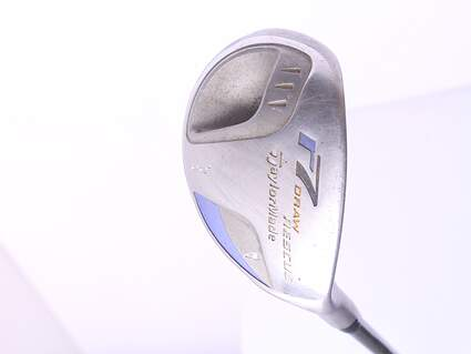 TaylorMade R7 Draw Hybrid 4 Hybrid 22* TM Reax 45 Graphite Ladies Right Handed 41 in