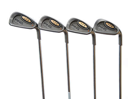 Ping i3 Oversize Iron Set 7-PW Ping JZ Steel Regular Right Handed Orange Dot 36.5 in