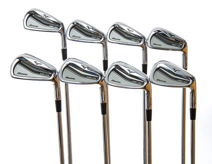 Mizuno MP-54 Iron Set 3-PW FST KBS Tour 120 Steel Stiff Right Handed 38.25 in