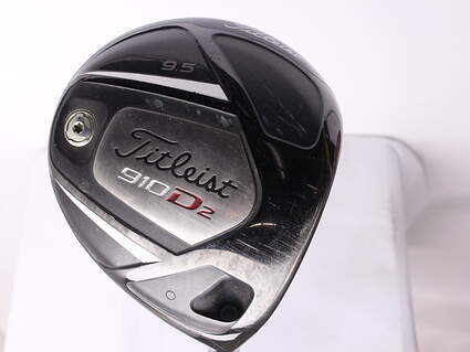 Titleist 910 D2 Driver 10.5* Mitsubishi Diamana M+ Red 50 Graphite Stiff Right Handed 44 in