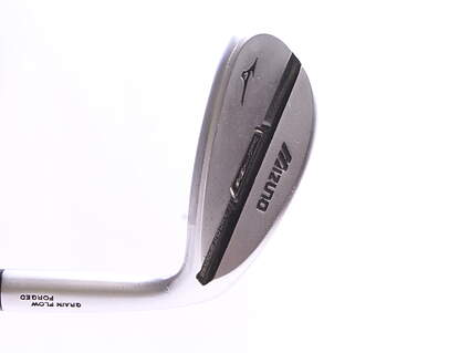 Mizuno MP-T4 White Satin Wedge Lob LW 58* 10 Deg Bounce FST KBS Tour C-Taper 120 Stiff Right Handed 36 in