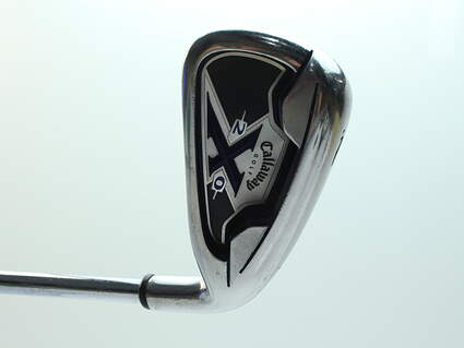 Callaway X-20 Single Iron 4 Iron Project X 5.5 Steel Regular Right Handed 38.5in