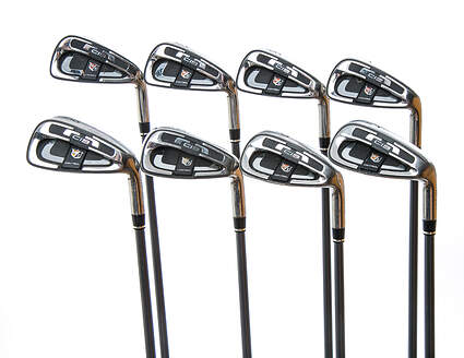 Wilson Staff Staff Ci9 Iron Set 4-PW GW Aldila VS Proto 75 Iron Graphite Regular Right Handed 38.25 in