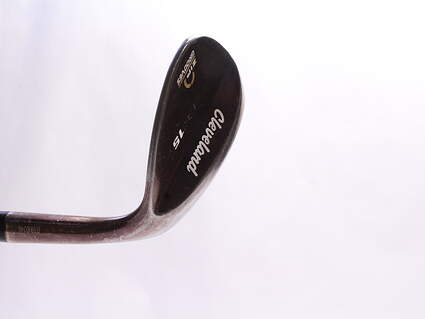 Cleveland CG15 Oil Can Wedge Lob LW 58* 8 Deg Bounce Cleveland Traction Wedge Steel Wedge Flex Right Handed 35.25 in