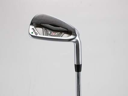 Ping S56 Single Iron 7 Iron FST KBS Tour Steel Stiff Right Handed Green Dot 36.75 in