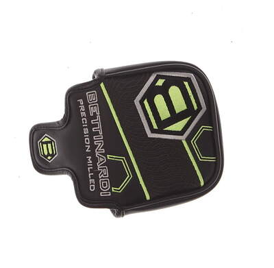 Bettinardi 2018 BB Series Mallet Putter Headcover Lime/Black BB56