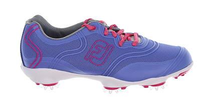 New Womens Golf Shoe Footjoy Aspire Medium 6.5 Purple MSRP $160
