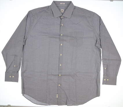 New Mens Peter Millar Button Up XX-Large XXL Multi MSRP $125 MF16W30CSL