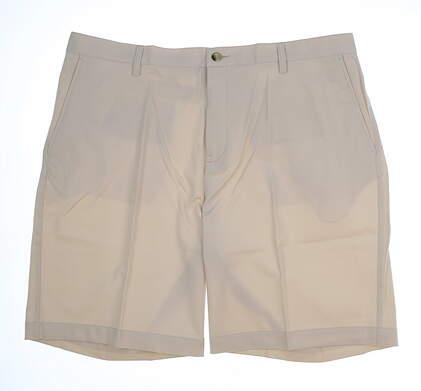 New Mens Adidas ClimaCool ProDry+ Golf Shorts Size 42 Khaki MSRP $65 915858-38