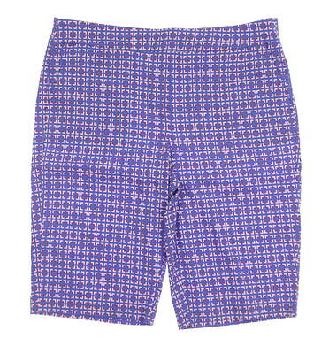 New Womens EP Pro Open Squares Print Shorts Size X-Large XL Multi MSRP $85 8111NAA