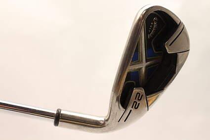 Callaway X 22 Single Iron 2nd Swing Golf