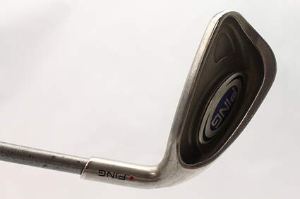 Ping G5 Single Iron 8 Iron Ping TFC 100I Graphite Senior Right Handed Red dot 36.5 in