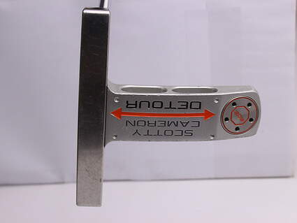 Titleist Scotty Cameron Detour Putter Steel Right Handed 34 in