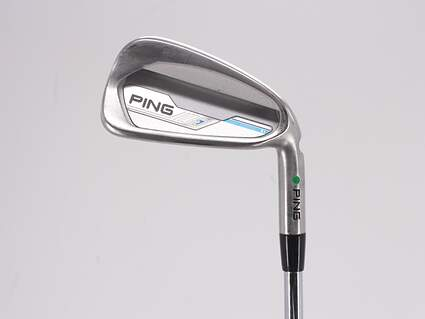 Tour Issue Ping 2015 i Single Iron 6 Iron Project X 6.0 Steel Stiff Right Handed Green Dot 37.75in