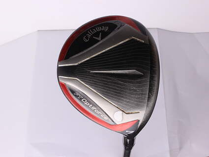 Callaway FT Optiforce Fairway Wood 7 Wood 7W Project X PXv Ladies Right Handed 41 in