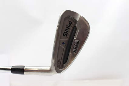 Tour Issue Ping S58 Single Iron 3 Iron True Temper Dynamic Gold S300 Steel Stiff Right Handed Black Dot 39 in