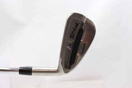 Tour Issue Ping S58 Single Iron 4 Iron True Temper Dynamic Gold S300 Steel Stiff Right Handed Blue Dot 38.25 in