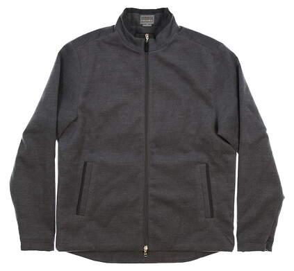 New Mens Fennec Golf Jacket Medium M Gray MSRP $138 152F503