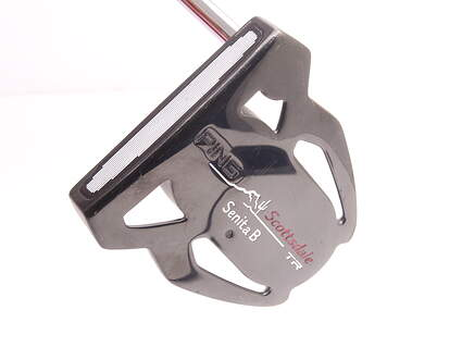 Tour Issue Ping Scottsdale TR Senita B Putter Steel Right Handed Black Dot 35 in