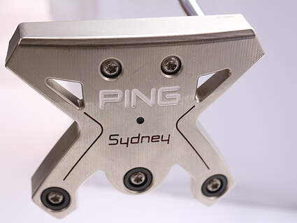 Tour Issue Ping Sydney Putter Straight Arc Right Handed Black Dot 33 in