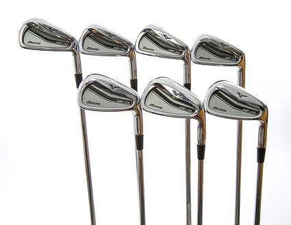 Mizuno MP-54 Iron Set 4-PW Project X Rifle 6.0 Steel Stiff Right Handed 38 in