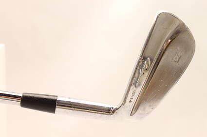 Mizuno MP 14 Single Iron 6 Iron Stock Steel Shaft Steel Regular Right Handed 37 in