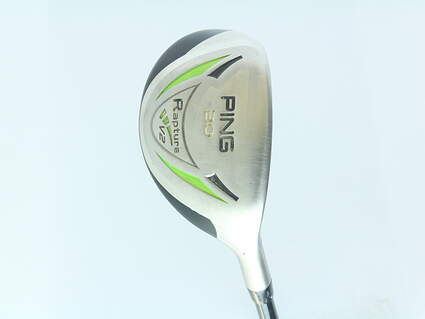 Ping Rapture V2 Hybrid 3 Hybrid 20* Ping TFC 939H Graphite Regular Right Handed 40.25 in