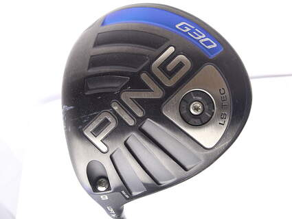 Tour Issue Ping G30 LS Tec Driver 9* ALTA 55 Graphite Regular Left Handed 45.5 in