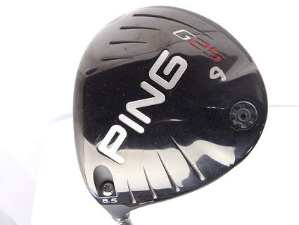 Tour Issue Ping G25 Driver 8.5* Aldila Tour Blue 65 Graphite Regular Left Handed 45.25 in