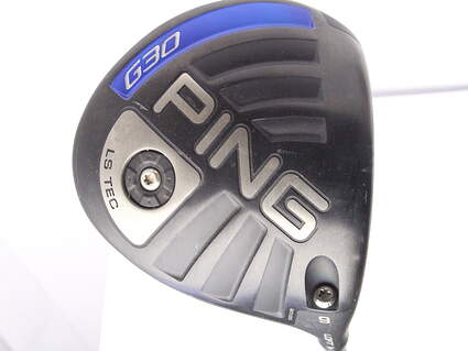 Tour Issue Ping G30 LS Tec Driver 9* ALTA 55 Graphite Stiff Right Handed 45.5 in